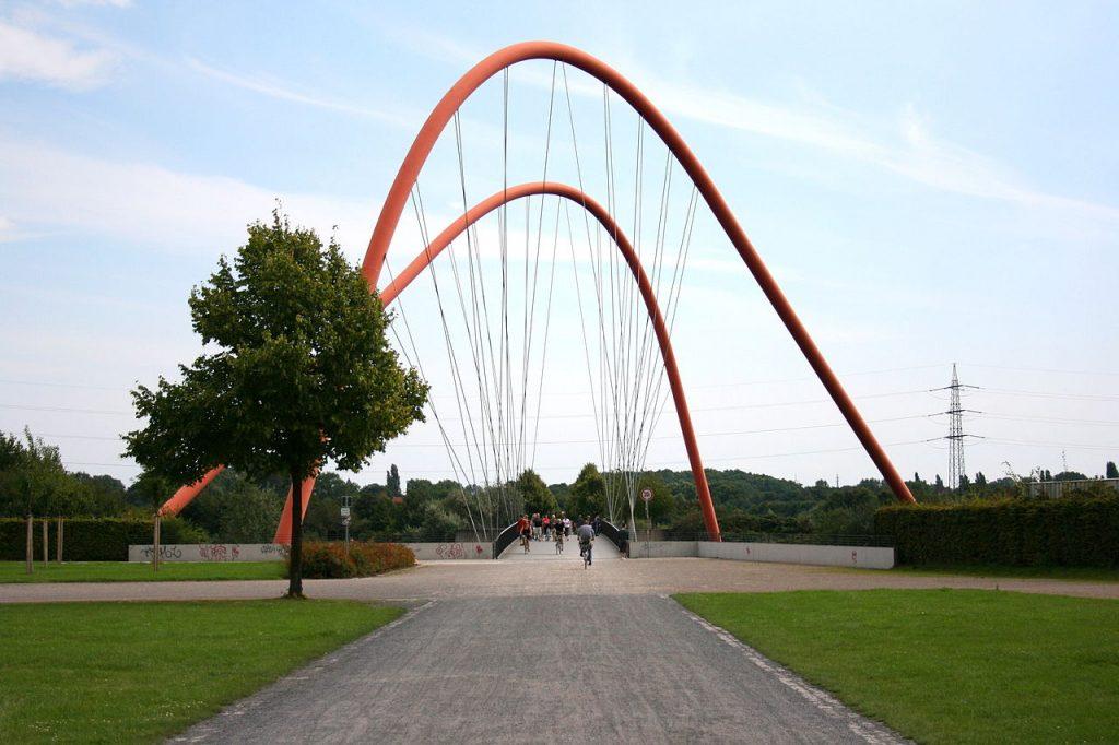 Gelsenkirchen, Nordsternpark (Bild: Frank Vincentz, CC BY SA 3.0 oder GFDL, 2008)