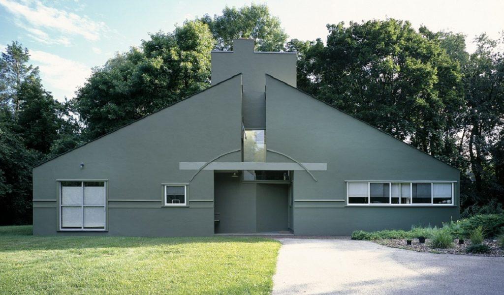 Chestnut Hill, Vanna Venturi House (Bild: Carol Highsmith, PD)