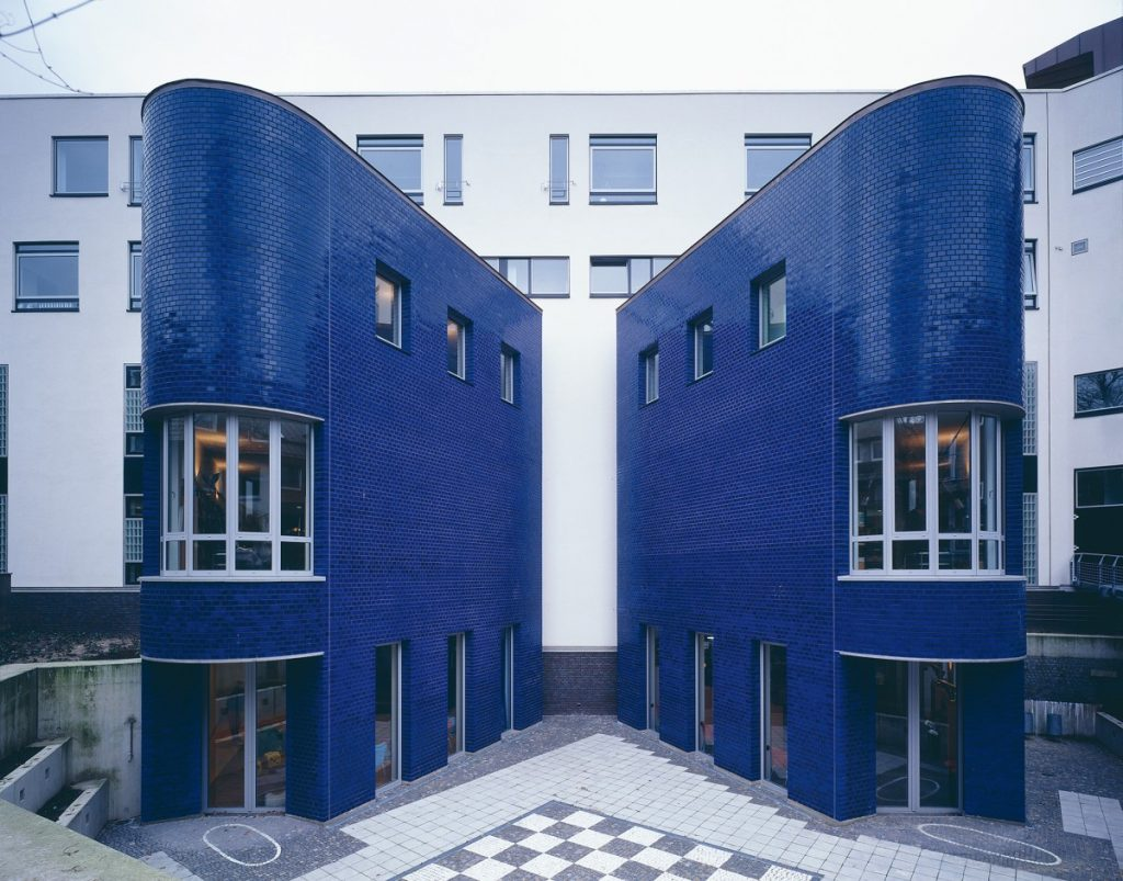 Münster, Stadtbücherei (Bild: © Christian Richters)