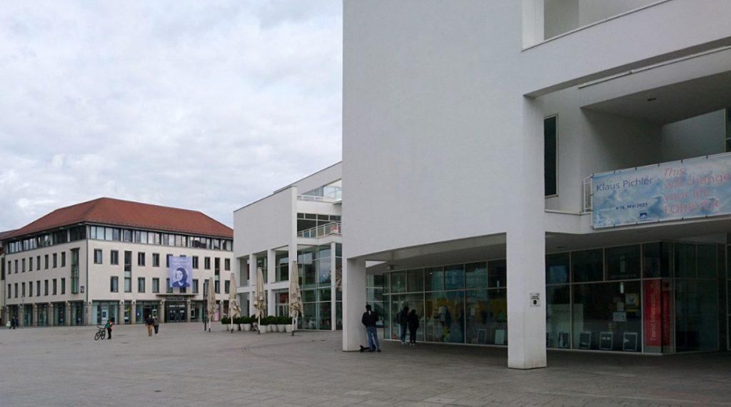 Ulm, Stadthaus (Bild: Peter Liptau)