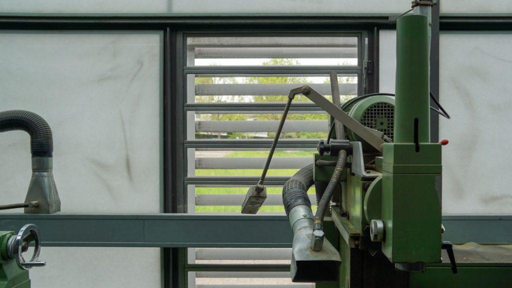 Karlsruhe, Gewerbeschule Durlach (Bild: Cordula Schulze, 2021)