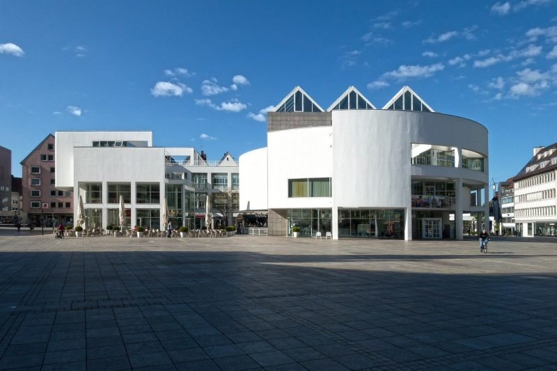 Ulm, Stadthaus (Bild: PD, via pixaby.com)