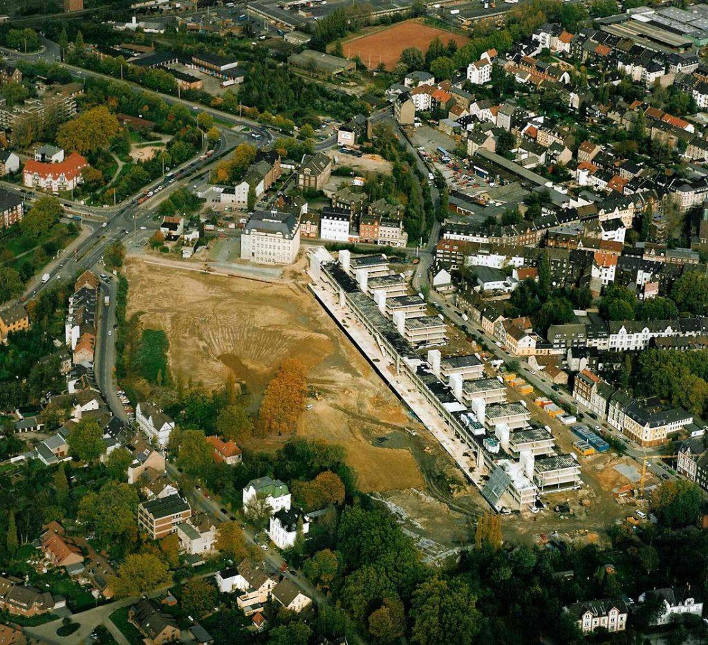 Gelsenkirche, Wissenschaftspark, 1993 (Bild: Copyright Stadt Gelsenkirchen)