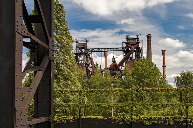 Landschaftspark Duisburg-Nord (Bild: PD)