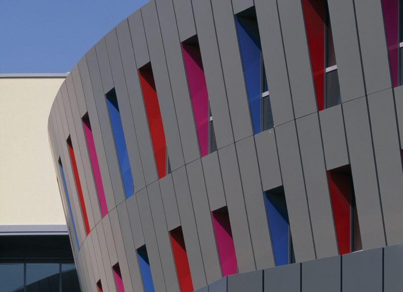 Mannheim, Kinocenter und Musikhochschule