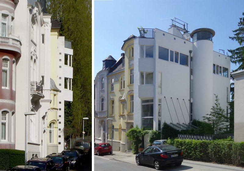 Aachen, Haus und Studio (Bilder: Christoph Schulten)