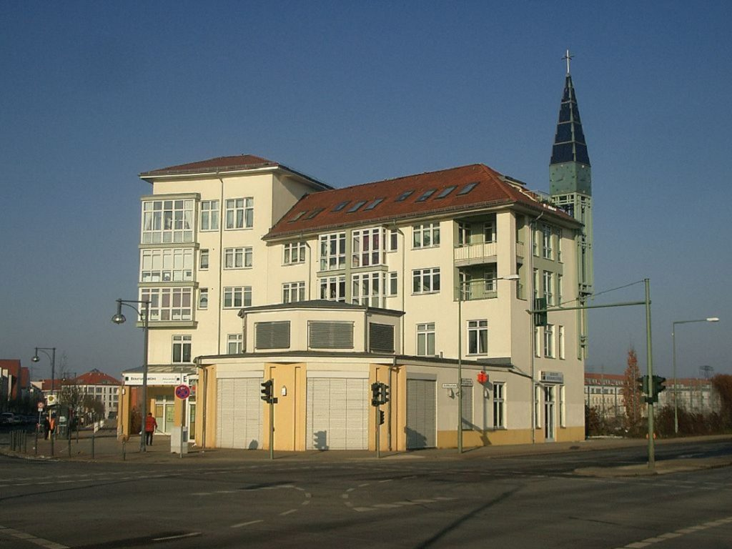 Berlin, Karow Nord (Bild: Dr. Minx, CC BY SA 3.0, 2006)