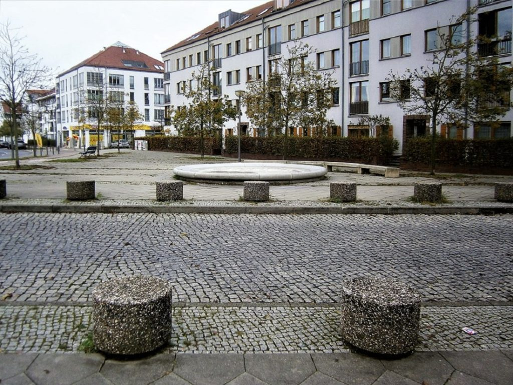 Berlin, Karow Nord, Achillesstraße (Bild: Boonekamp, d. i. Günter Haase, CC BY SA 4.0)