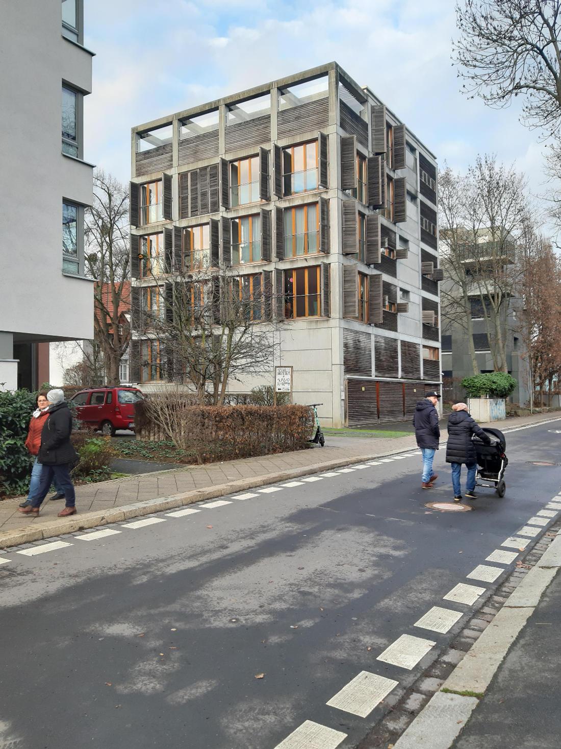 Kassel, Stadtvilla (Bild: Karin Berkemann, 2020)
