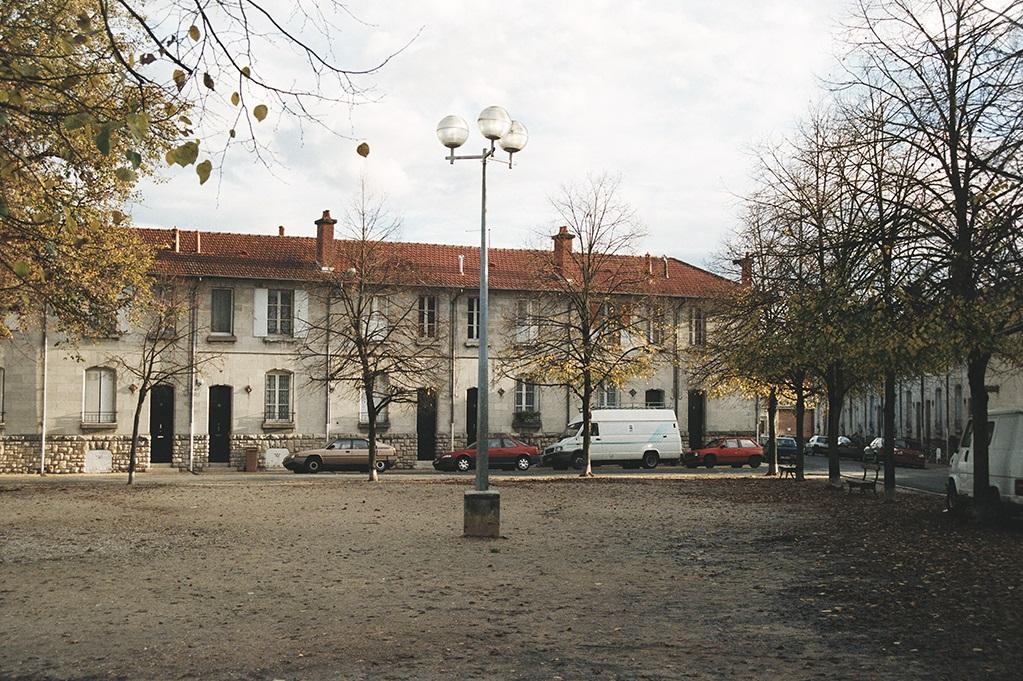 Bordeaux, Place Léon Aucoc (Bild: Lacton & Vassal)