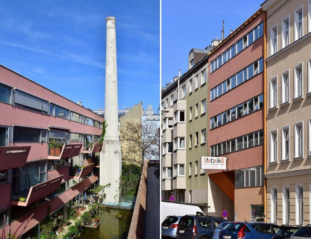 Wien, Sargfabrik (Bild: Haferl, CC BY SA 3.0, 2015)